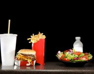 Lire la suite de Junk food :  même occasionnelle, elle reste «junk»