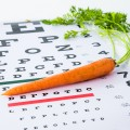 Les vitamines sont bonnes pour la vue
