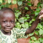 6 500 enfant souffrent de malnutrition dans les camps de déplacés qui ont fui le groupe armé Boko Haram dans le nord-est du Nigeria.