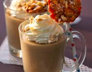 Lire la suite de Idée recette pour le réveillon : mousse de cappuccino et sucette de muesli