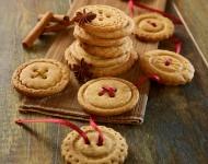 Lire la suite de Idée dessert pour les fêtes : les Button Biscuits