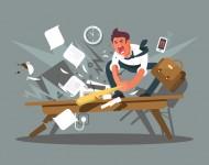 Lire la suite de Stress au travail : le baromètre qui en dit long